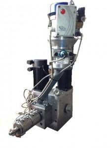 Iniettore elettrico MicroEL per iniezione alta precisione