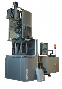 Pressa ad iniezione V20-350 posizione verticale
