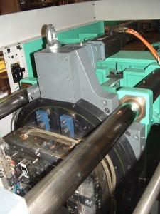 Tavola rotativa elettrica TRE700