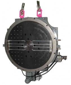 tavola rotativa oleodinamica TRH900